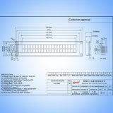 20X2BV11 LCD van de Vertoning van Stn LCD van het Karakter van de MAÏSKOLF Raad 20*02 LCD