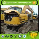 Sany excavador de la correa eslabonada de 7.3 toneladas