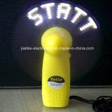 Mini encender para arriba el ventilador Handheld del LED (3509)