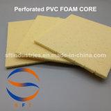 Memoria perforata della gomma piuma del PVC per i velivoli