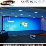 Heiße Definition LED-Bildschirmanzeige-Video-Wand des Verkaufs-P2.5 farbenreiche hohe