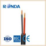 5 sqmm flexible du câble électrique 2.5 de faisceau