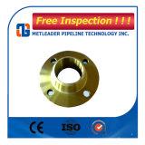 Bride de tuyau en acier au carbone A105 haute pression de la norme ANSI B16.5