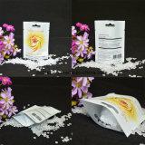 По окончании матовый композитный пластиковый пакет с продуктами и лекарствами США сертификации