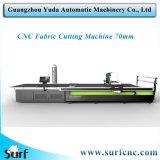 Automatische Stof die Machines van de Lijst CNC van de Scherpe Machine de Textiel Scherpe kleden
