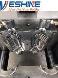 Do frasco plástico Semi automático do animal de estimação de 4 cavidades maquinaria de sopro