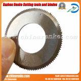 La circular modificada para requisitos particulares del acero de herramienta vio las láminas para Indusrial