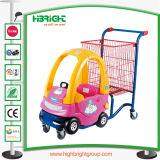 Super marché Kiddie chariot avec le siège de bébé