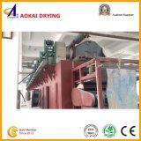 Secadora de la nueva correa para la fibra de acrílico