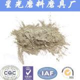 中国はブラウンの酸化アルミニウムの粉砕の粉を溶かした