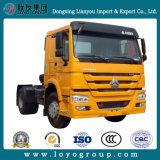 HOWO 336~420HP 6X4のトラクターのトラックかトラクターヘッド