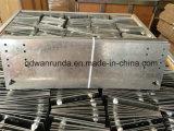 Placa de acero galvanizada de Boca del clavo del uno mismo