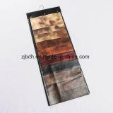 Parecer de la alta calidad la tela de cuero del sofá del terciopelo (YN002)