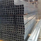 Премьер-утюг стали EN10219 / EN10210 S235JRH 20X20 ~ 500 X 500 квадратная стальная труба
