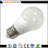 luz de bulbo de 5With7With8With10With12W E27 A60 LED