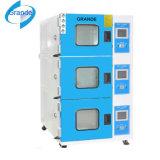 Máquina ambiental de la temperatura del tacto del PLC y de la prueba de la humedad