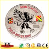 Qualitäts-Metallherausforderungs-Münze