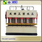 Het beste in China die van Deur de Hydraulische Machine van de Pers in reliëf maken