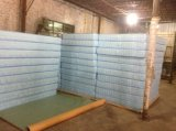 Colchón de espuma / colchón de látex (M006) Rollo de memoria colchón /