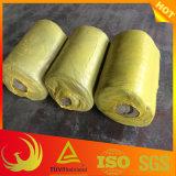 30mm-100mm thermische Wärmeisolierung-Material-Felsen-Wolle-Rolle für großes Gerät
