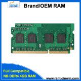 2017 eben 4GB DDR4 Laptop RAM Preis