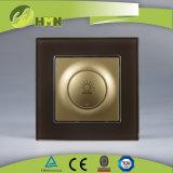TUV CE CB Европейский стандарт сертифицированных закаленного стекла красного llight переключатель света фар