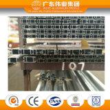 Perfil de alumínio da extrusão do indicador e da porta