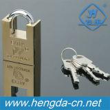 Yh1116 Wholesale 40mm 60mm Fer blindés cadenas avec 3 touches