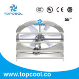 Ventilador industrial agricultural de Equipmnet da ventilação do celeiro de leiteria Vhv55