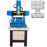 CNCの小さい旋盤機械3軸線CNCの経路指定機械