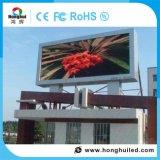 최고는 재생율 2600Hz 옥외 P4 발광 다이오드 표시 LED 영상 벽을