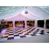 Glänzender im Freien Wedding Dance Floor-beweglicher hölzerner Poliertanzboden
