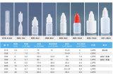 bouteille en plastique de gouttes ophtalmiques de LDPE 15ml