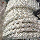 32mm 8 Strang-umsponnenes Polyester-Seil-anhebendes Seil