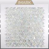Mosaicos de vidro branco para a piscina azulejos de casa de banho Design