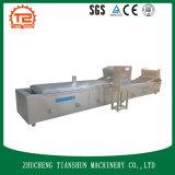 食品加工の機械装置の調理し、白くなる機械