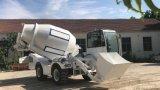Macchina mobile a caricamento automatico della costruzione del camion della betoniera
