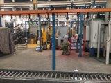 Máquina de nivelamento automática eficiente elevada para a linha de produção do cilindro do LPG