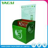 Los productos de seguridad personalizado de cartón para rack de soporte de pantalla para el sector minorista