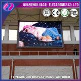 P8 LED impermeabile esterno che fa pubblicità al tabellone per le affissioni