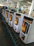 com a máquina de Vending quente automática F303V do café do autómato da moeda