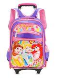 Impressão por sublimação de moda novos filhos Escola Trolley Bag com Rodas