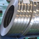 0.1-3.0mm Épaisseur 430 bandes en acier inoxydable laminés à froid pour périphérique cellulaire
