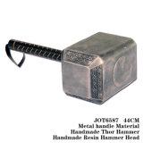 鋼鉄管のハンドル44cm Jot6587が付いているトールのハンマー