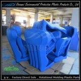 PE matériau plastique de moulage par rotation des sièges pour machine de jeu de l'assemblage