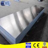 Folha quente do alumínio da venda 5052 para o edifício, construção, eletrônica