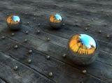 """G10 АИСИ 1065-85 3.969мм 5/32"""" Высокоуглеродистой стальной шарик"""