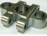 ISO9001によってカスタマイズされる多くの高精度の金属のアクセサリのアルミ合金CNCの機械化