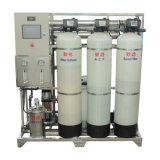 Система фильтра воды RO соленой воды в питьевой воде бутылки