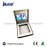 工場価格のカスタマイズされたLCDビデオ包装ボックス